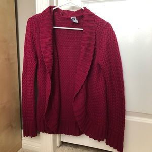 Red sweater❤️